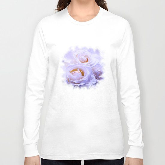 White Dream Long Sleeve T-shirt