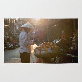 Vietnam Streets Rug