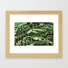 Belair Framed Art Print