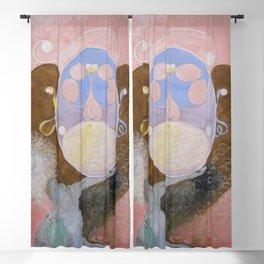"Hilma Af Klint ""Cosmic Egg"" Blackout Curtain"
