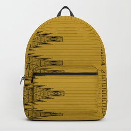 The Lodge (Gold) Backpack