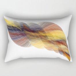 Colour of Dust (A7 B0160) Rectangular Pillow