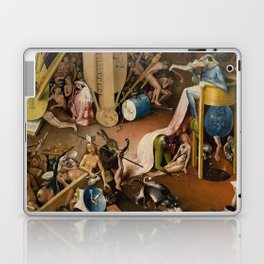 Visions of Hell by Heironymus Bosch Laptop & iPad Skin