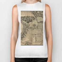 Philadelphia 1796 Biker Tank