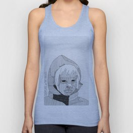 Creature of the Brood. Unisex Tank Top