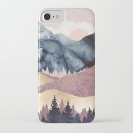 Mauve Vista iPhone Case