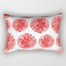 Poppy Filigrane Rectangular Pillow