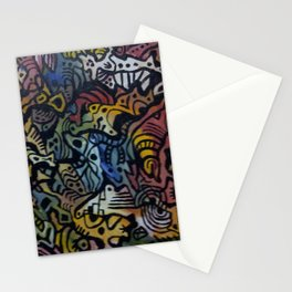 Where Are We Stationery Cards