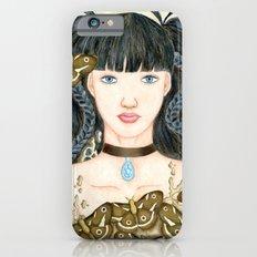 Moth Girl iPhone 6s Slim Case