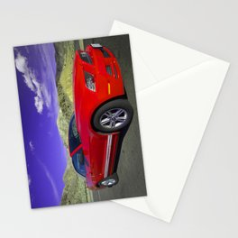 Mustang Coupe Stationery Cards