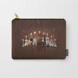 Hot Dog, It's Hanukkah! Carry-All Pouch