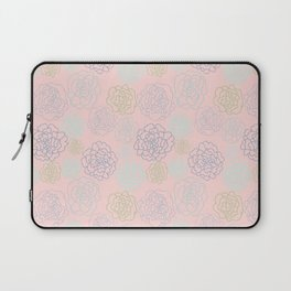 pink florals Laptop Sleeve