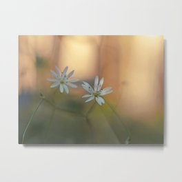 It takes two Metal Print