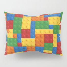 Lego bricks Pillow Sham