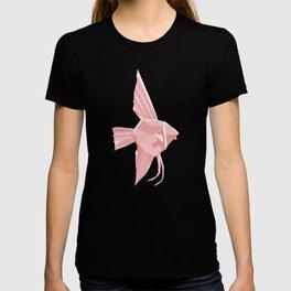 Origami Angelfish T-shirt