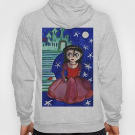 Big Eyed Cinderella Hoody