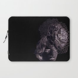 Emma in Bloom Laptop Sleeve