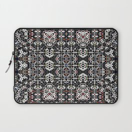 Pattern composition V6 Laptop Sleeve