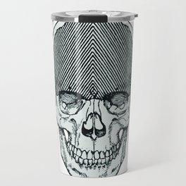 Skull 10 Travel Mug
