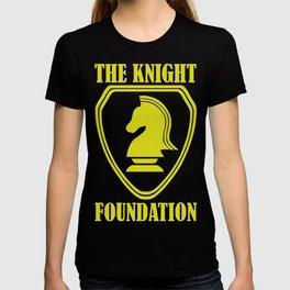 Knight Rider Knight Foundation T-shirt