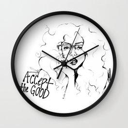 #STUKGIRL Foxy Frames Wall Clock