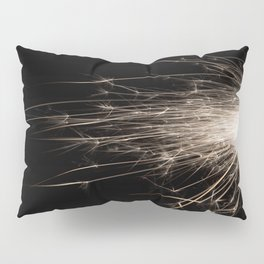 Abstract Sparks Pillow Sham