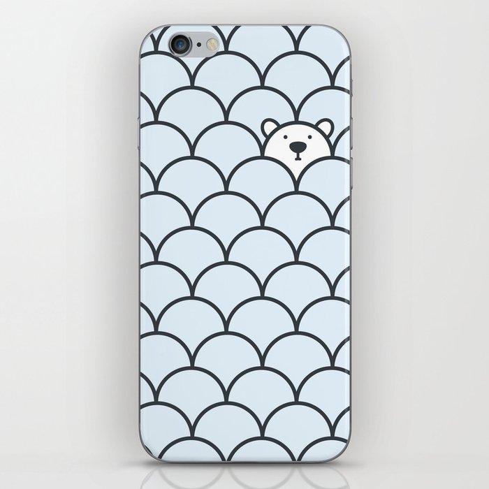 The Last Polar Bear iPhone Skin