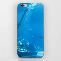 wreck it ralph iPhone & iPod Skins featuring Wreck by NelsonAU