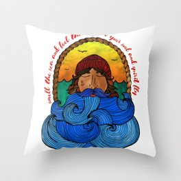 Wayfarer Throw Pillow