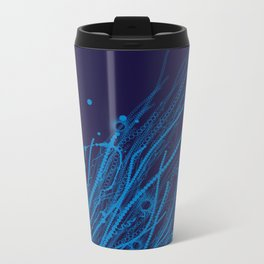 Underwater Flight Metal Travel Mug