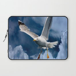 In the storm Laptop Sleeve