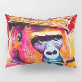 KING--GORILLA Pillow Sham