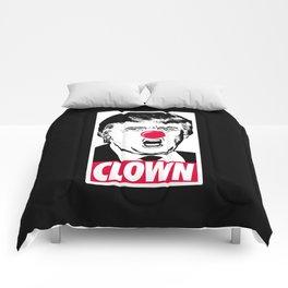 Trump - Clown Comforters