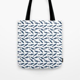 Whale Shark Pattern Tote Bag