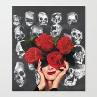 IMMORTELLE Canvas Print