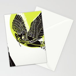 OOwl Stationery Cards
