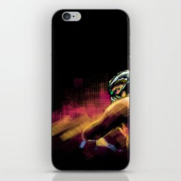 I am Gothams Reckoning iPhone Skin