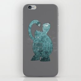 The Librarian iPhone Skin