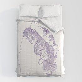 God Save the Queen Comforters