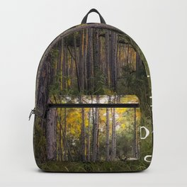 Dare to be Different Backpack