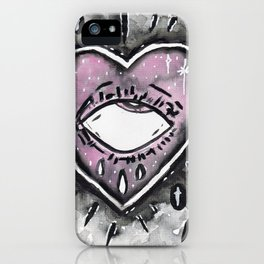 This Is Magic painting iPhone Case