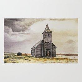 Rocky Valley Lutheran Church Rug