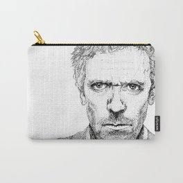 Hugh Laurie, House MD Carry-All Pouch