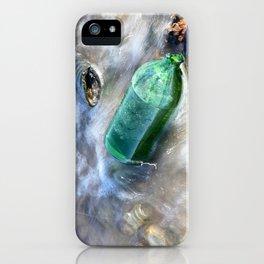 Rushing Bottle: Take 2 iPhone Case