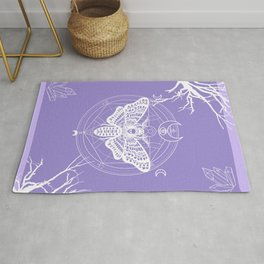 Witch Craft Lavender Rug