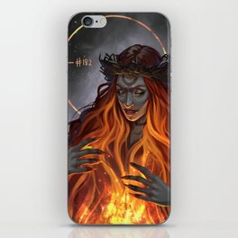 Witching Hour iPhone Skin