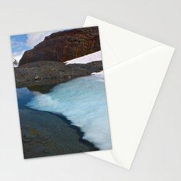Ice Lake Stationery Cards