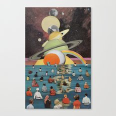Children of the Sun and Moon Canvas Print