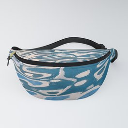 Reflections From My Sacred Pond of Peace Fanny Pack