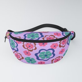Flower Power 2 Fanny Pack